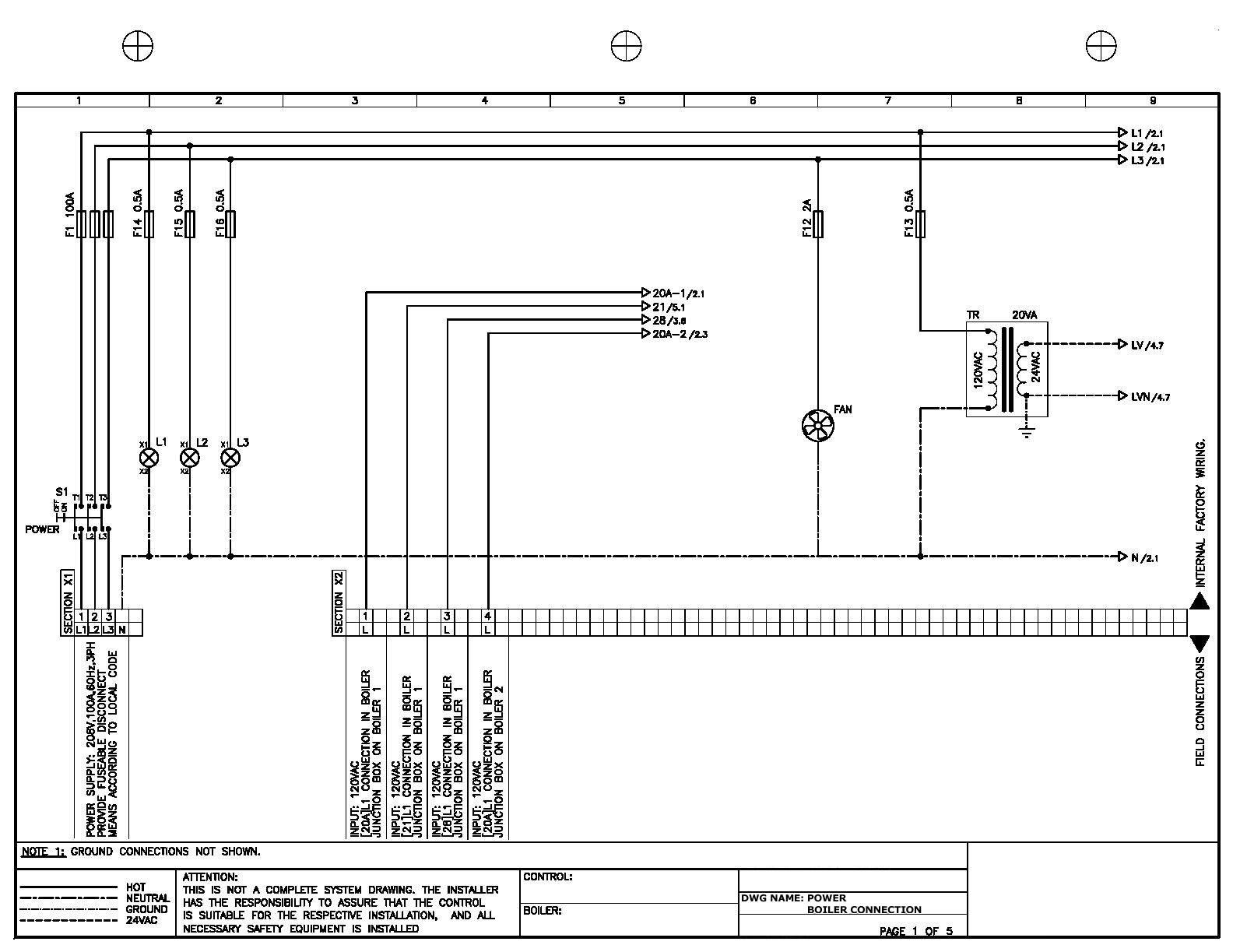 Panel Schematics Kwe Technologies Group Wiring Diagram Symbols Dwg Sample Schematic